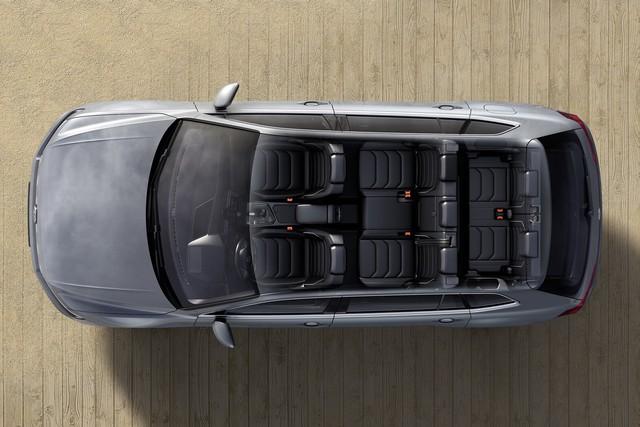 Cạnh tranh Mercedes-Benz GLC, SUV 7 chỗ Volkswagen Tiguan Allspace 2018 có giá 1,7 tỷ đồng - Ảnh 8.