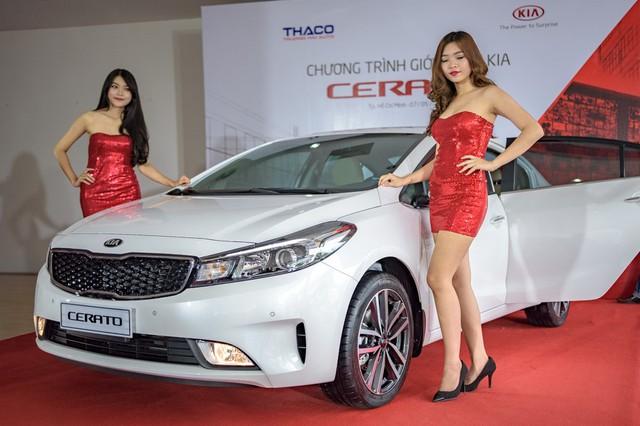 Trường Hải đưa giá xe Mazda, Kia xuống thấp kỷ lục - Ảnh 2.