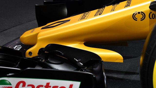 Renault ra mắt xe đua F1 mới cho mùa giải 2017 - Ảnh 5.