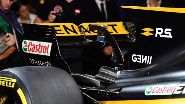 Renault ra mắt xe đua F1 mới cho mùa giải 2017 - Ảnh 9.