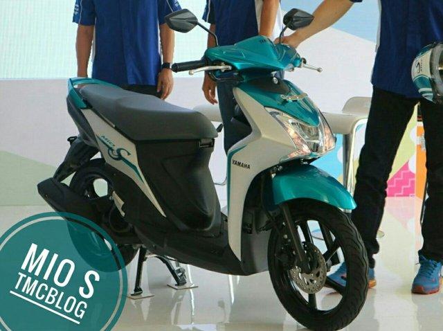 Yamaha Mio S - Xe ga bình dân được trang bị đèn pha LED, giá 26,5 triệu Đồng - Ảnh 2.