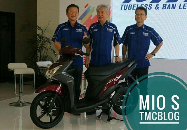 Yamaha Mio S - Xe ga bình dân được trang bị đèn pha LED, giá 26,5 triệu Đồng - Ảnh 4.