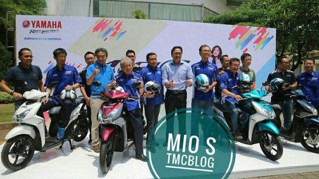 Yamaha Mio S - Xe ga bình dân được trang bị đèn pha LED, giá 26,5 triệu Đồng - Ảnh 1.