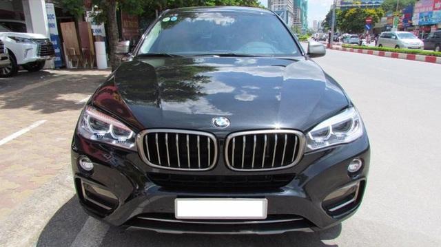 Đi hơn 40.000 km, chủ xe BMW X6 35i rao bán lại chịu lỗ gần 1,2 tỷ đồng
