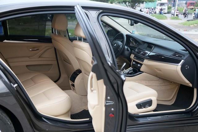 Lăn bánh gần 13.000km, BMW 520i 2016 mất giá hơn 600 triệu đồng - Ảnh 11.