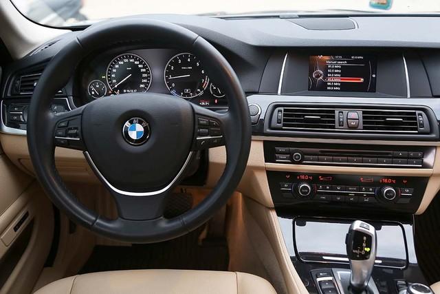 Lăn bánh gần 13.000km, BMW 520i 2016 mất giá hơn 600 triệu đồng - Ảnh 7.