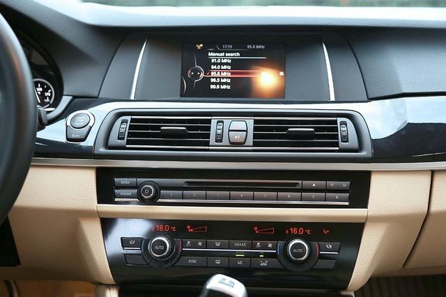 Lăn bánh gần 13.000km, BMW 520i 2016 mất giá hơn 600 triệu đồng - Ảnh 6.