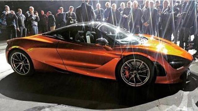 Những siêu xe hot sắp ra mắt tại triển lãm Geneva 2017 - Ảnh 6.