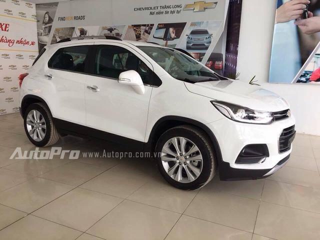 Đối thủ Ford Ecosport - Chevrolet Trax về Việt Nam giá 769 triệu - Ảnh 1.