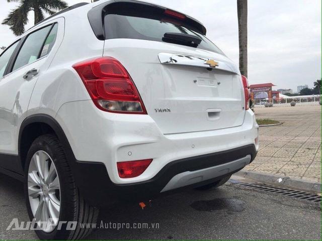 Đối thủ Ford Ecosport - Chevrolet Trax về Việt Nam giá 769 triệu - Ảnh 2.