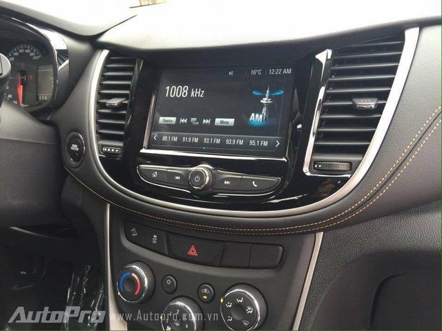 Đối thủ Ford Ecosport - Chevrolet Trax về Việt Nam giá 769 triệu - Ảnh 4.
