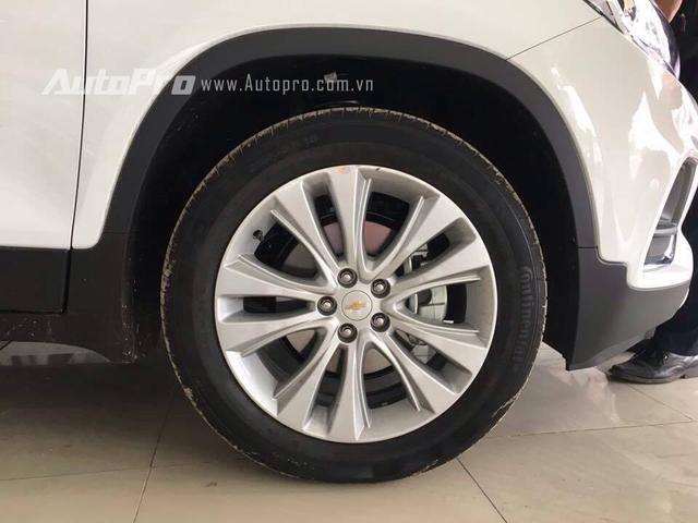 Đối thủ Ford Ecosport - Chevrolet Trax về Việt Nam giá 769 triệu - Ảnh 5.