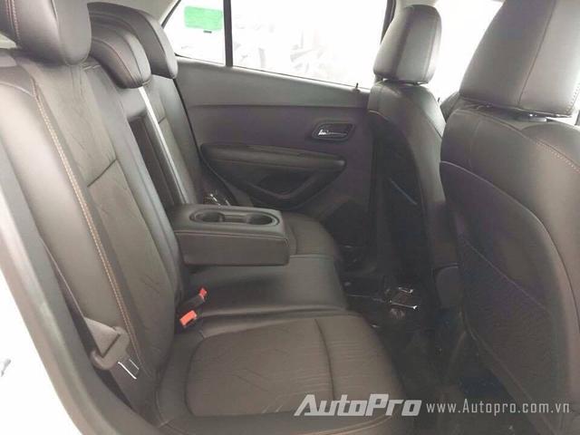 Đối thủ Ford Ecosport - Chevrolet Trax về Việt Nam giá 769 triệu - Ảnh 6.