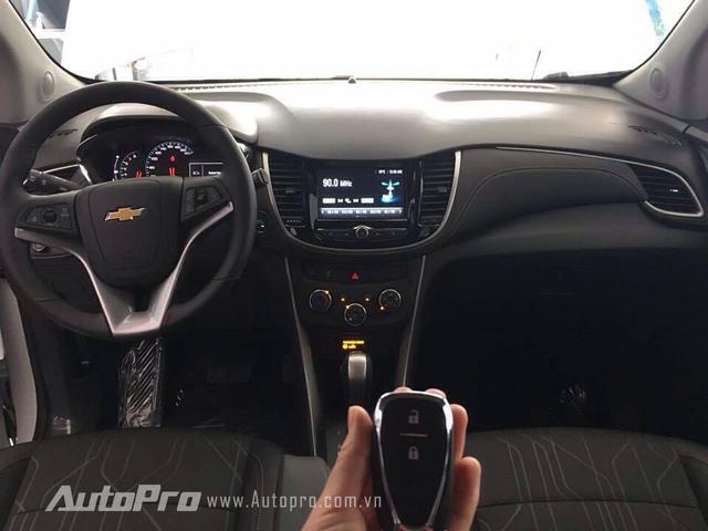 Đối thủ Ford Ecosport - Chevrolet Trax về Việt Nam giá 769 triệu - Ảnh 3.