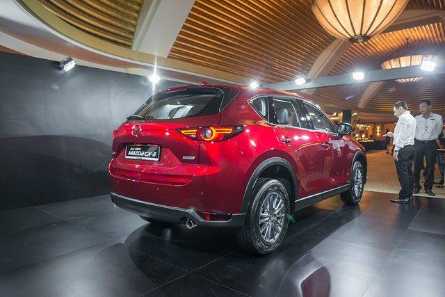 Mazda CX-5 2017 bất ngờ ra mắt Đông Nam Á với giá chát - Ảnh 3.