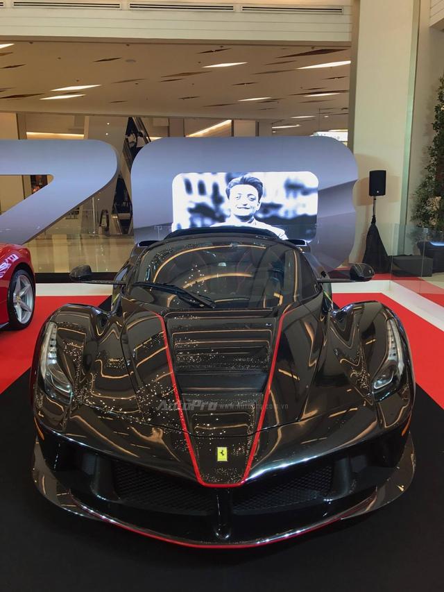Sau Hồng Kông, Ferrari LaFerrari Aperta tiếp tục xuất hiện tại Bangkok - Ảnh 3.