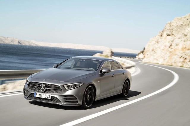 Mercedes-Benz CLS đấu Audi A7: Cặp đôi xứng tầm - Ảnh 8.