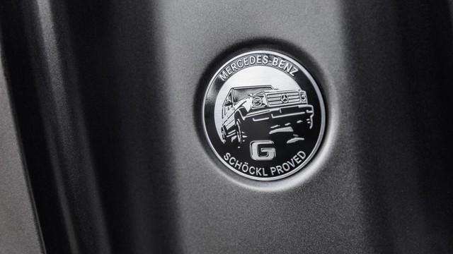5 điểm thú vị nhất trong nội thất của Mercedes-Benz G-Class 2019 - Ảnh 5.