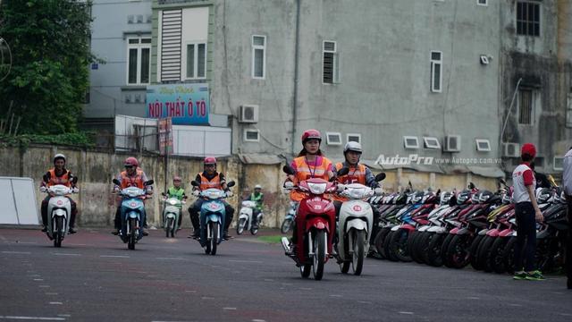Honda Wave 110cc tiêu thụ nhiên liệu 0,86 lít/100km - Ảnh 1.