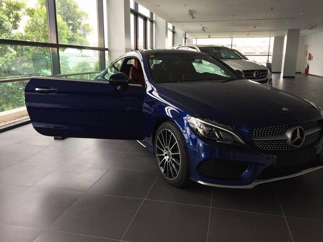 Tay chơi Long An tậu Mercedes-Benz C300 Coupe màu hiếm, giá từ 2,7 tỷ Đồng - Ảnh 5.