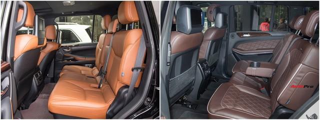 Lexus LX570 vs Mercedes GL500: Đi hơn 2 năm, xe nào giữ giá hơn? - Ảnh 9.