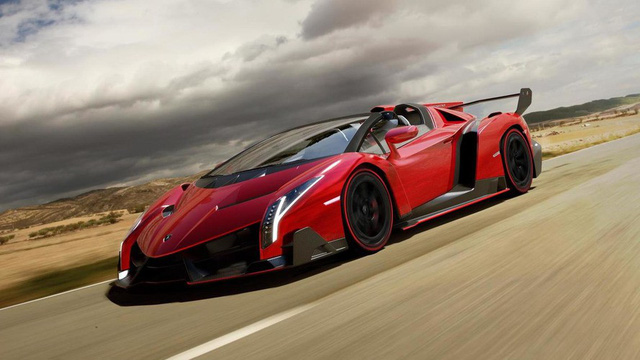 Chiếc Lamborghini Veneno giả cầy này có lẽ chẳng thuyết phục được ai ngoài chủ nhân của nó - Ảnh 1.