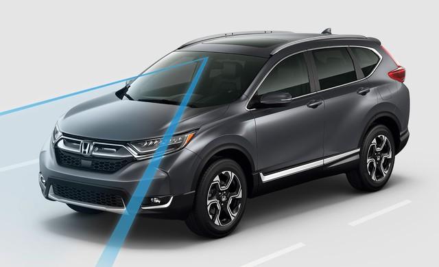 Nhập nguyên chiếc nhưng Honda CR-V 2018 thiếu hàng loạt trang bị - Ảnh 5.