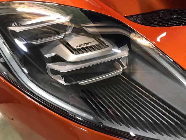 Siêu xe kén khách Ford GT thế hệ mới đặt chân đến Mỹ - Ảnh 12.