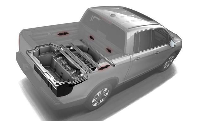 Những công nghệ nổi bật trên SUV/bán tải trong năm 2017 - Ảnh 8.
