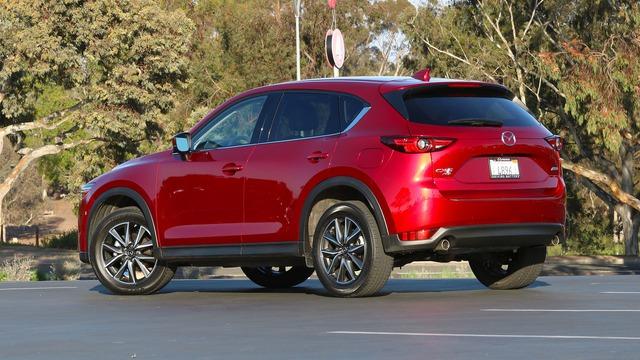 Mazda CX-5 2017 gây ấn tượng với điểm số an toàn cao ngất - Ảnh 2.