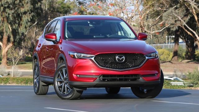 Mazda CX-5 2017 gây ấn tượng với điểm số an toàn cao ngất - Ảnh 1.