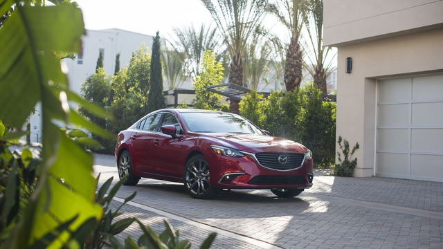 Rộ tin đồn Mazda6 2020 sẽ dùng khung gầm của xe sang Lexus
