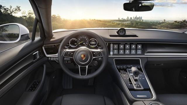 10 mẫu sedan sở hữu công nghệ ấn tượng nhất 2017 - Ảnh 19.