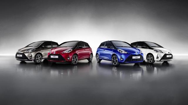 Toyota Yaris 2017 - Xe nâng cấp mà cứ như thế hệ mới