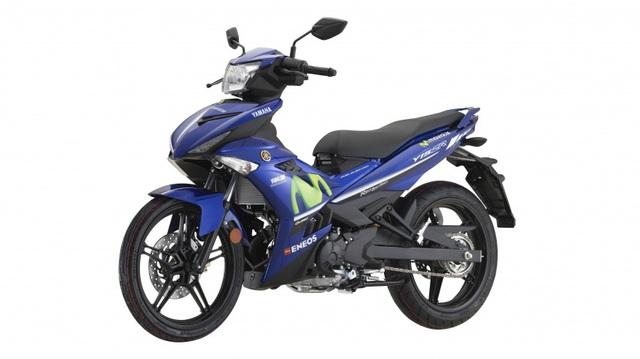 Xe côn tay Yamaha Exciter 150 có thêm phiên bản GP Edition 2018