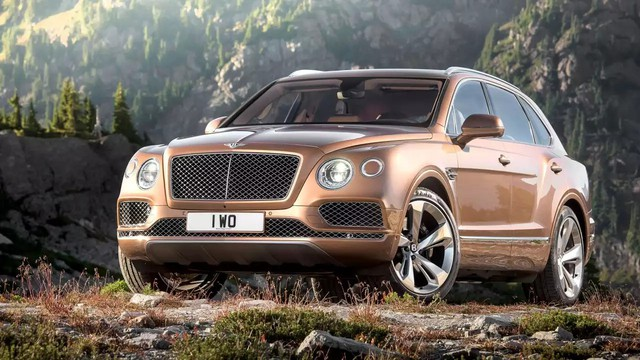 Bentley Bentayga hạ knockout Range Rover SVAutobiography, BMW X5M, Jaguar F-Pace S - Ảnh 2.