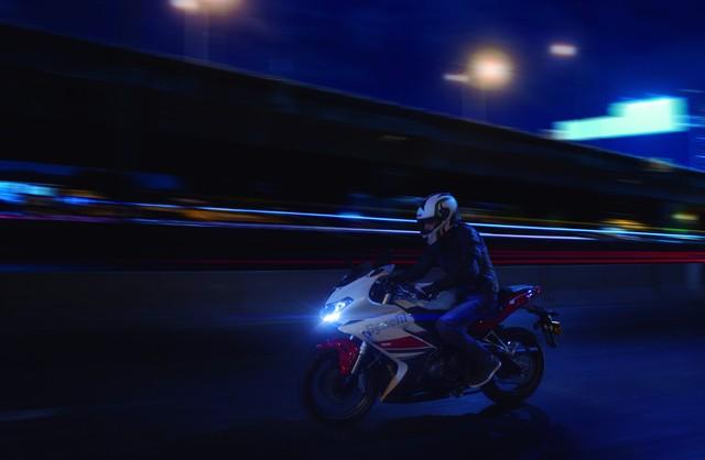 Benelli 302R 2018 - Mô tô thể thao cạnh tranh Yamaha R3 và Honda CBR300R - Ảnh 8.