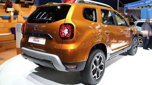 Dacia Duster 2018 có giá tốt đến giật mình - Ảnh 3.