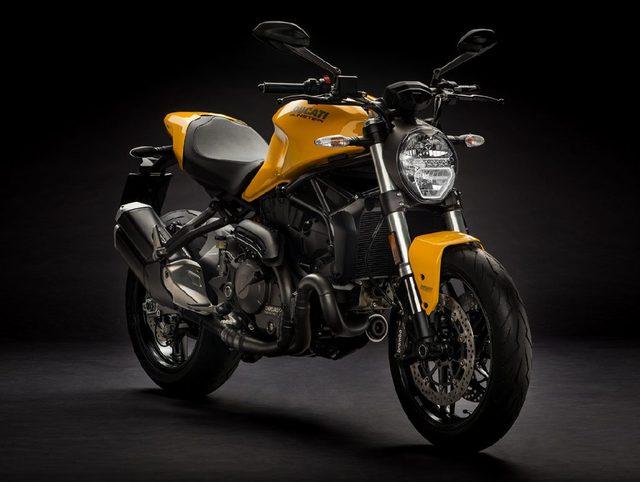 Ducati Monster 821 2018: nâng cấp thiết kế, giảm thiểu sức mạnh - Ảnh 1.