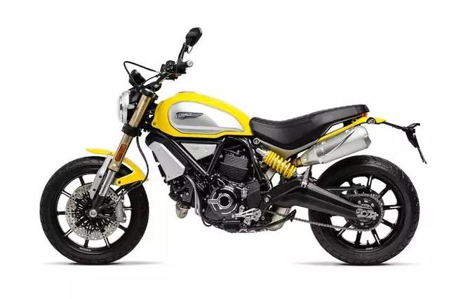 Ducati vén màn phiên bản mới và mạnh nhất của dòng Scrambler - Ảnh 1.