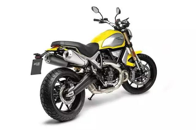 Ducati vén màn phiên bản mới và mạnh nhất của dòng Scrambler - Ảnh 12.