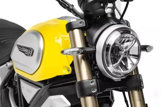 Ducati vén màn phiên bản mới và mạnh nhất của dòng Scrambler - Ảnh 10.