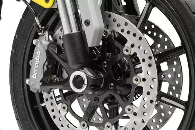 Ducati vén màn phiên bản mới và mạnh nhất của dòng Scrambler - Ảnh 16.