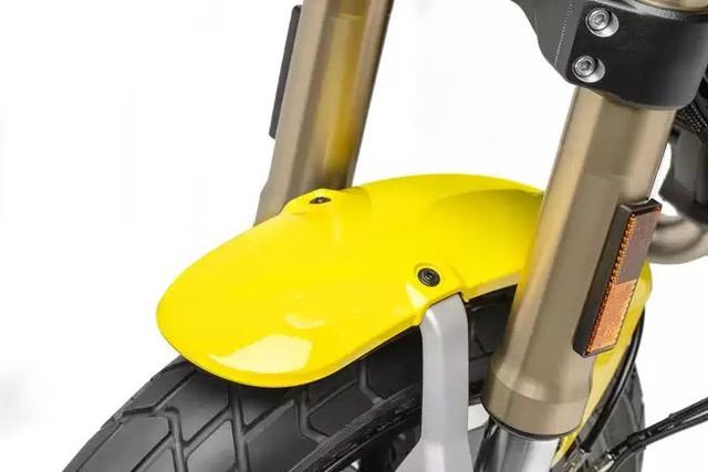 Ducati vén màn phiên bản mới và mạnh nhất của dòng Scrambler - Ảnh 17.