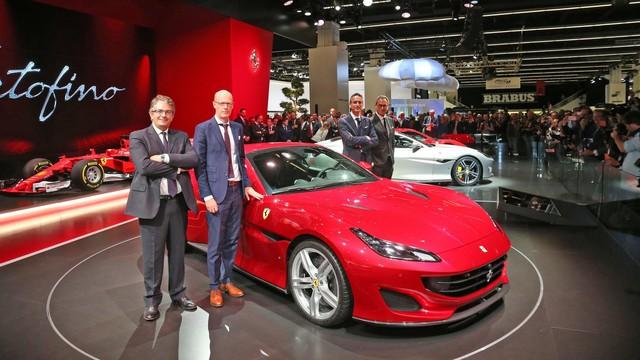 Ferrari Portofino - Siêu xe mui trần cá tính cho các hành trình khác nhau - Ảnh 2.