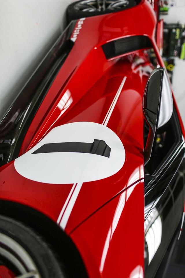 GT 67 Heritage Edition - Siêu xe kỷ niệm chiến thắng của Ford tại giải đua Le Mans 1967 - Ảnh 5.