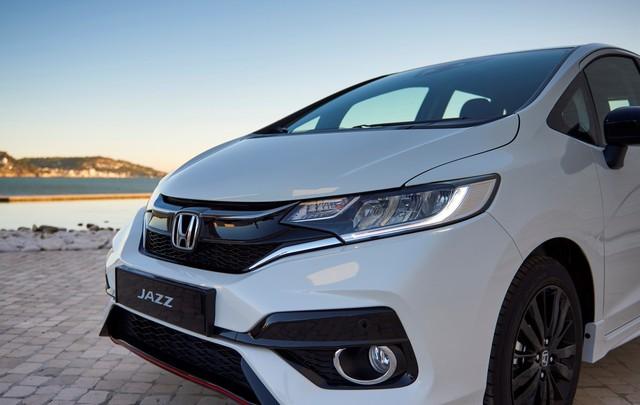 Honda Jazz vừa ra mắt Việt Nam sẽ được giới thiệu tại châu Âu vào tháng 9 - Ảnh 3.