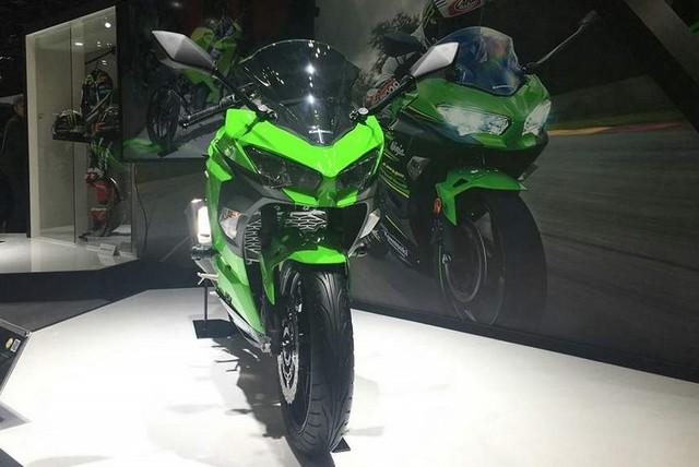 Kawasaki Ninja 250 2018 sẽ ra mắt Đông Nam Á trong tháng 11 này - Ảnh 3.