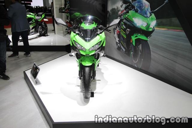 Kawasaki Ninja 250 2018 trình làng với thiết kế hoàn toàn mới, động cơ mạnh hơn - Ảnh 2.