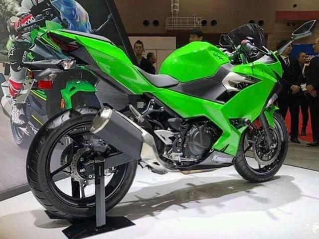 Kawasaki Ninja 250 2018 sẽ ra mắt Đông Nam Á trong tháng 11 này - Ảnh 5.
